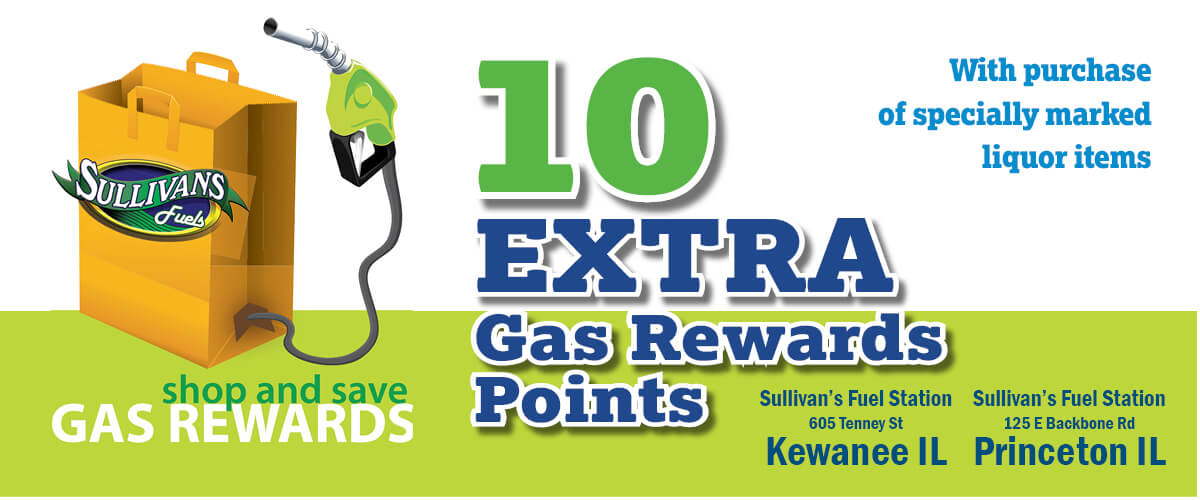 Extra Fuel Savings on specially marked items
